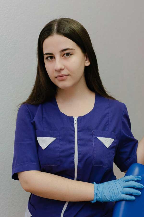 Кислицына Оксана Ассистент стоматолога